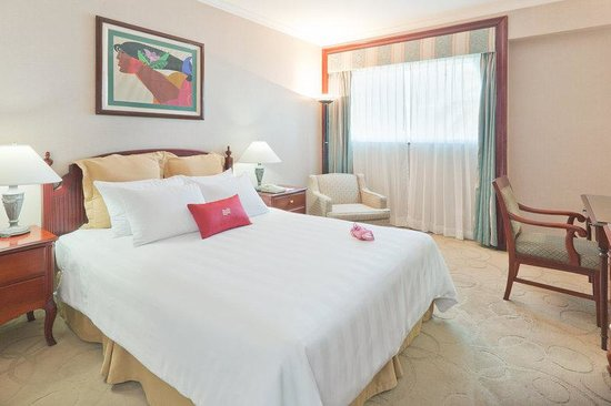 Crowne Plaza Hotel Managua: Single Bed Guest Room