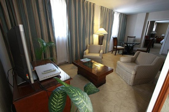 Crowne Plaza Hotel Managua: Junior Suite
