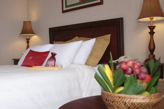Crowne Plaza Hotel Managua: Single-Bedded Guest Room