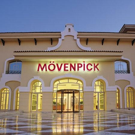 Moevenpick Hotel & Casino Cairo-Media City