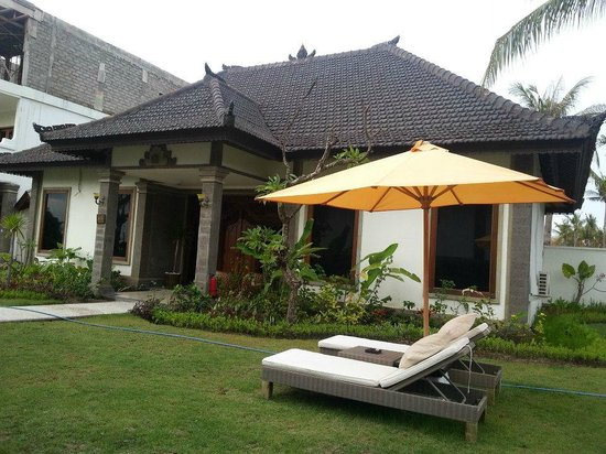 Facing The Garden Picture Of Hotel Ombak Sunset Gili