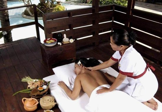 Patong Beach Hotel Spa Varee Thai Massage