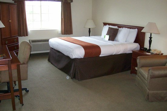 La Quinta Inn & Suites Louisville Airport & Expo: Bed area