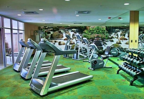 SpringHill Suites Pueblo Downtown: Fitness Center