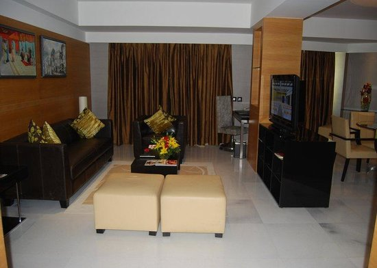 The Golkonda Hyderabad: Paigah Suite