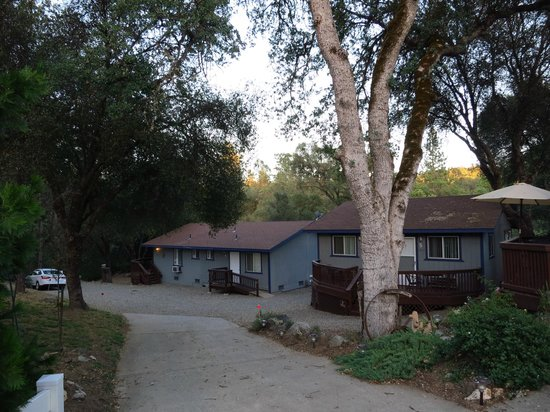 Mariposa, Californien: cabins
