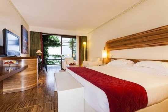 Lefay Resort And Spa Lago di Garda: Deluxe Junior Suite