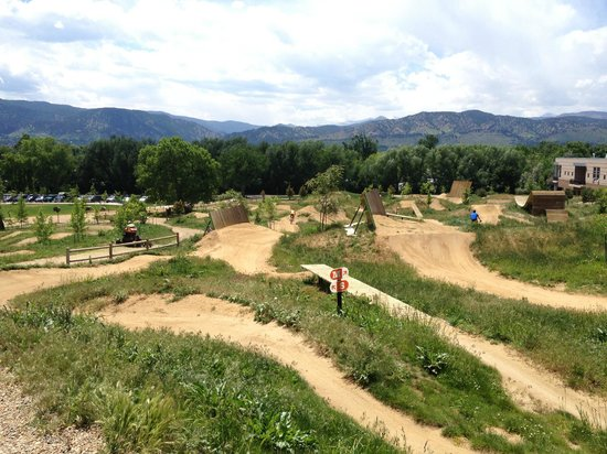 Boulder, CO: Slopestyle