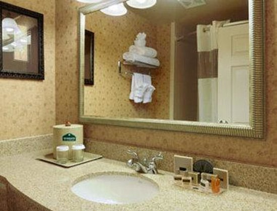 Wingate by Wyndham LaGrange: Bathroom