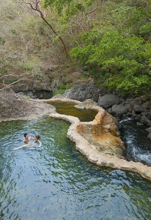 Hacienda Guachipelin: Rio Negro Hot Springs