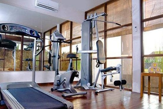 ‪‪Kokonut Suites‬: Fitness Center‬