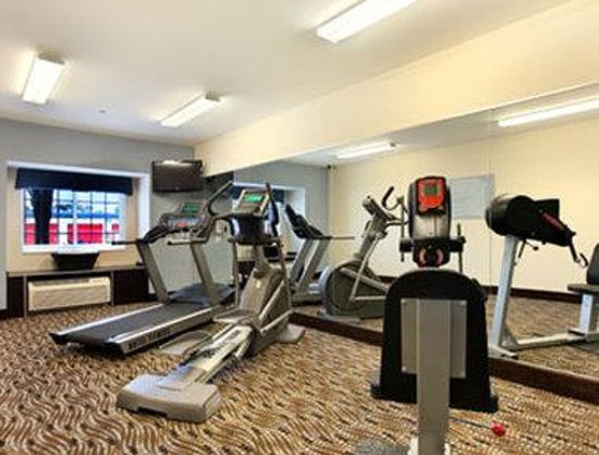 Microtel Inn & Suites by Wyndham Spring Hill/Weeki Wachee: Fitness Center