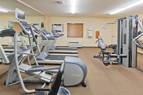 Fort Stockton, TX: Fitness Center