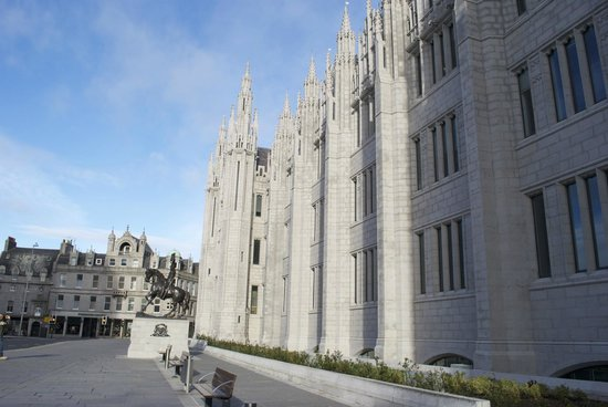 Hotels Near Aberdeen Exhibition And Conference Centre