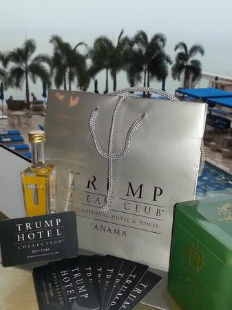 Trump Ocean Club International Hotel & Tower Panama: Trump Hotel Collection Gift Card