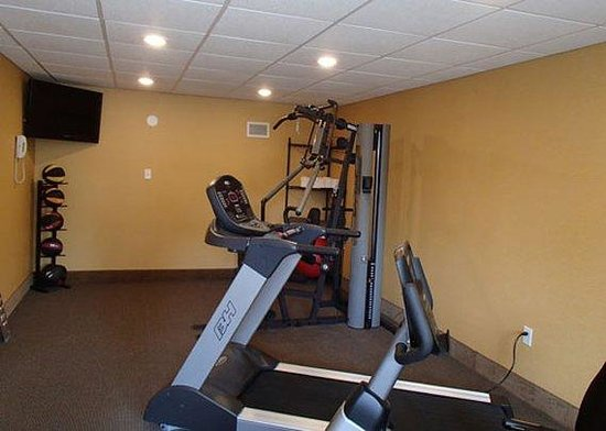 Saint Helena Island, SC: fitness center