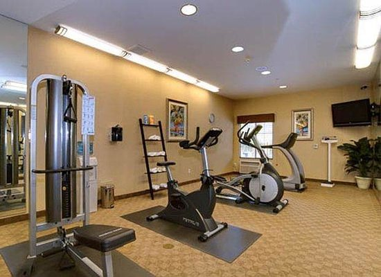 Holiday Inn Express Tampa North - Telecom Park: Fitness Center