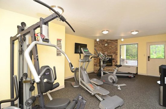 BEST WESTERN Cades Cove Inn: Fitness