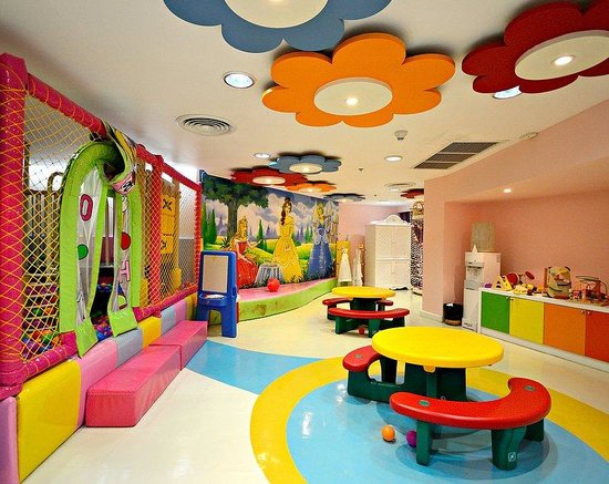 Kids Club Picture Of Dusitd2 Phuket Resort Patong