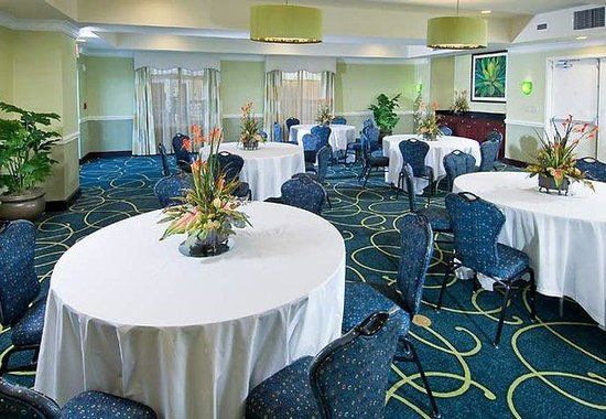Courtyard Sarasota University Park: Meeting Room – Banquet Setup