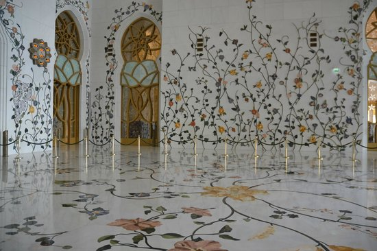 Photos of Sheikh Zayed Grand Mosque, Abu Dhabi