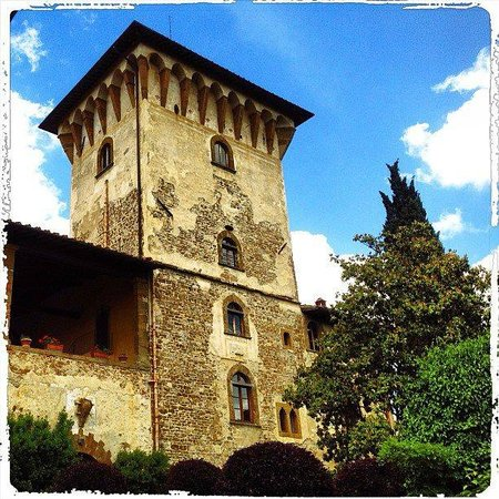 Torre Di Bellosguardo: Walls with stories to tell