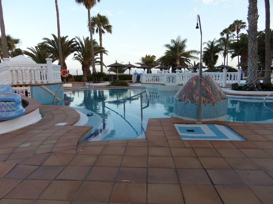 Sol Lanzarote : Pool Area