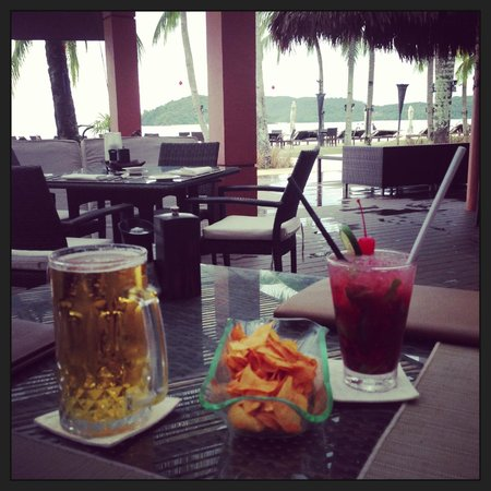 Casa del Mar, Langkawi: Happy hour