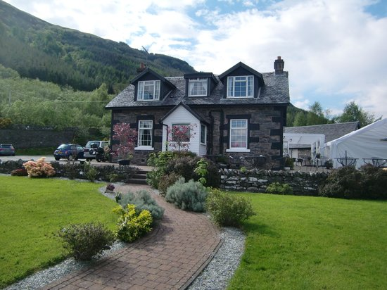 Luss, UK: Guest House Culag Lochside