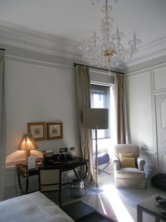 The St. Regis Rome: Coin bureau et détente