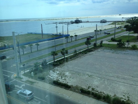 Grand Biloxi Casino Hotel & Spa: View from our Room