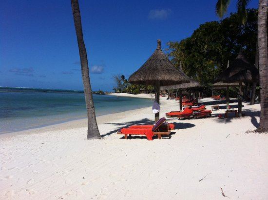 Constance Le Prince Maurice: Beautiful beach
