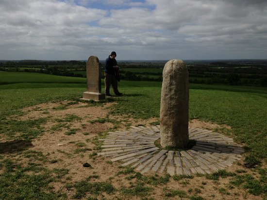 County Dublin, Irlande : At the Hill of Tara