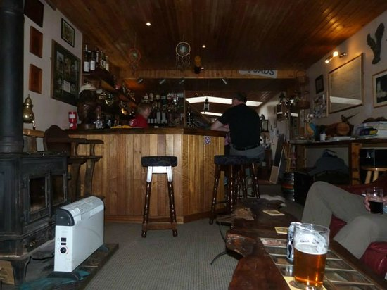 Spean Bridge, UK: Inside Eagle Barge 3/6/2013