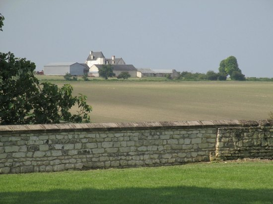 Loire Valley Retreat: Beautiful landscape surrounding the B&B