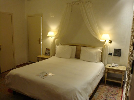 Hotel Davanzati: Bedroom