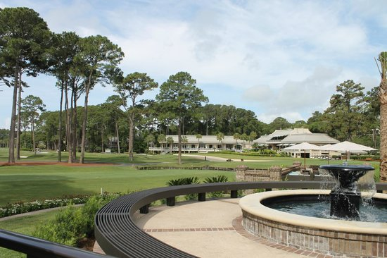 Inn at Harbour Town - Sea Pines Resort: Course View