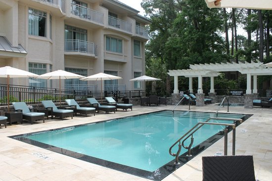 Inn at Harbour Town - Sea Pines Resort: Pool.