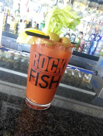 RockFish Boardwalk Bar and Seagrill