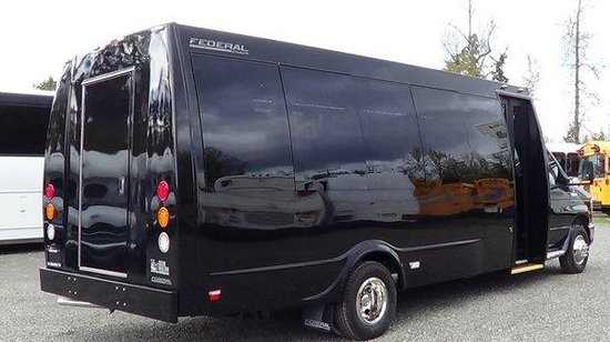 Des Moines, WA: One of our luxury custom coaches