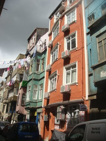 Taksim istanbul apart istanbul hotel reviews photos for Appart hotel istanbul