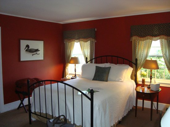 Swift House Inn: Addison room