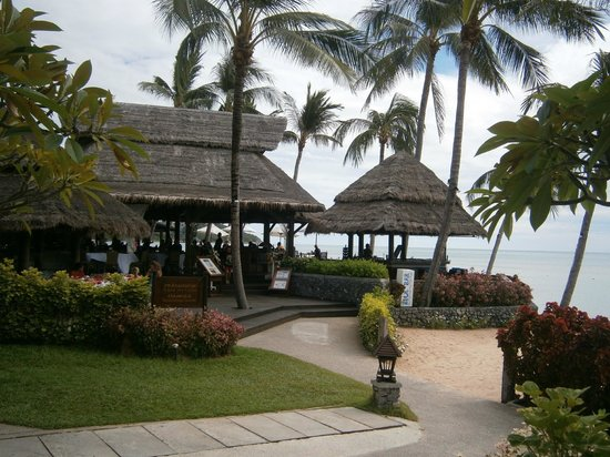 Nora Beach Resort and Spa: Breakfast Buffet & Restaurant