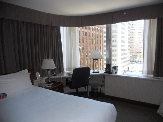 Comfort Inn Downtown: Nice downtown views