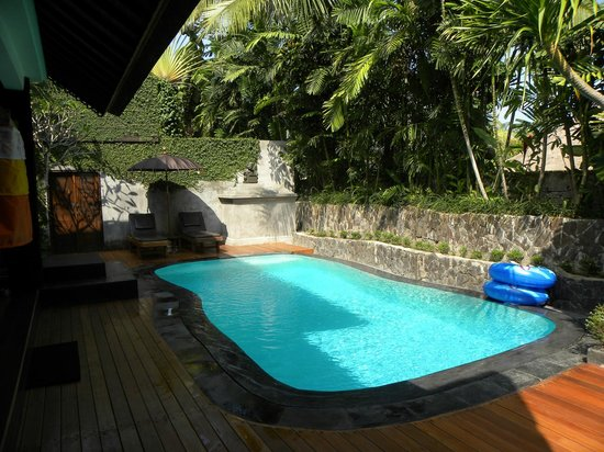 KajaNe Mua Private Villa & Mansion: Our private pool