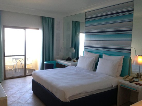 Moevenpick Hotel Mactan Island Cebu: Our clean room