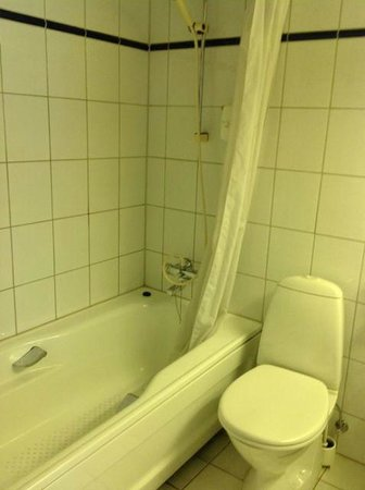 Scandic Neptun: Bath / Shower