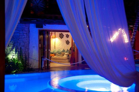 The pool picture of holbox hotel casa las tortugas - Holbox hotel casa las tortugas ...