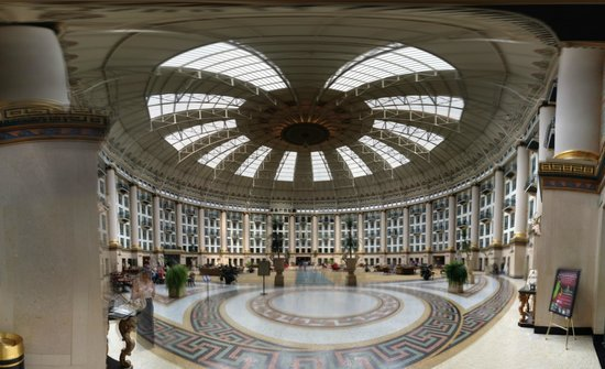 West Baden Springs, IN: Dome