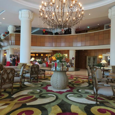 Sheraton Jumeirah Beach Resort: Reception Area